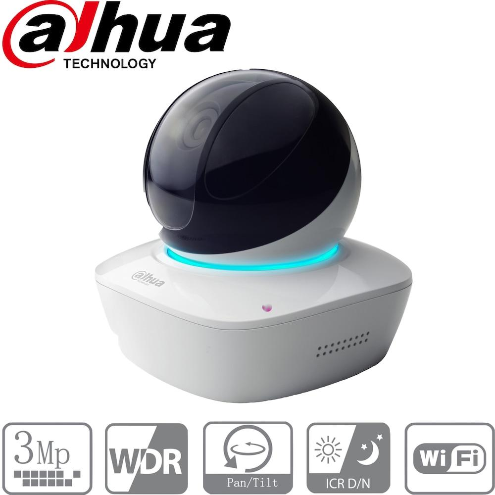 Dahua IPC-A35 Security Camera: 3MP WiFi Indoor Pan/Tilt