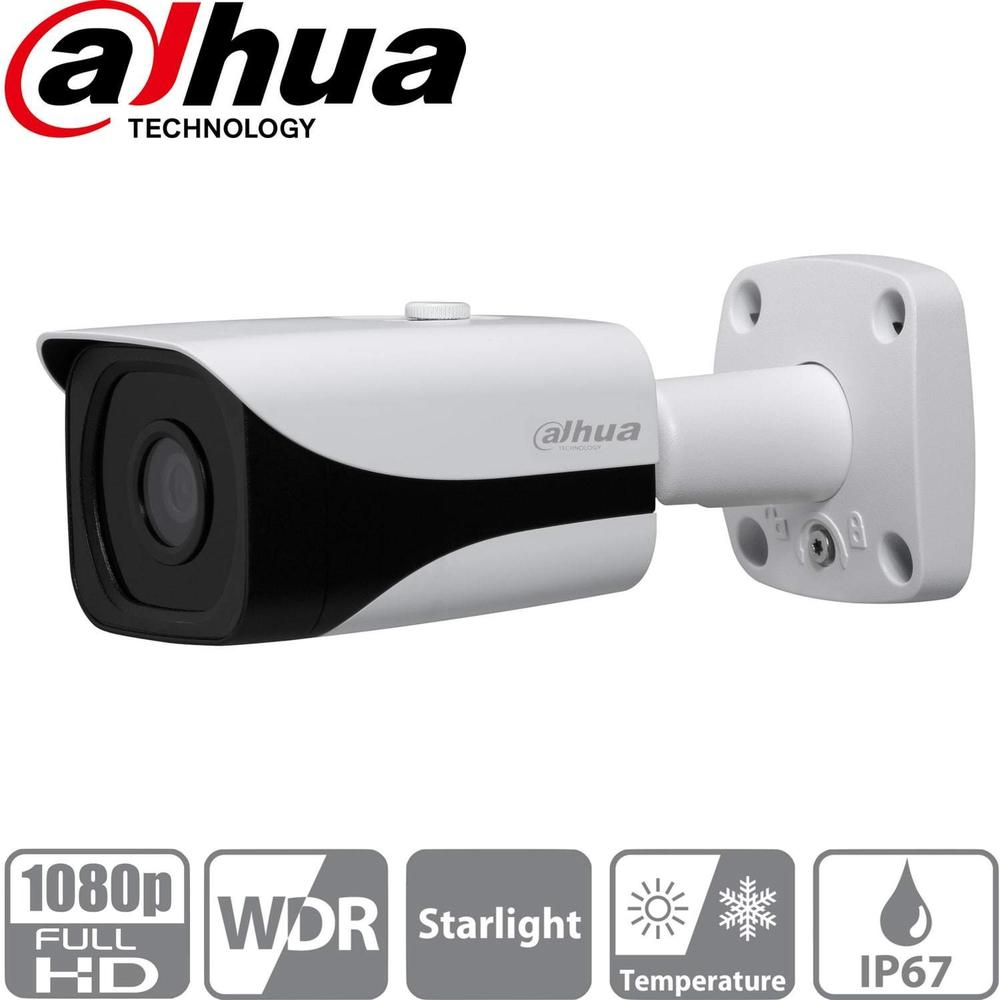 Dahua IPC-HFW4231E-SE Security Camera: 2MP Fixed Lens Bullet 3.6mm