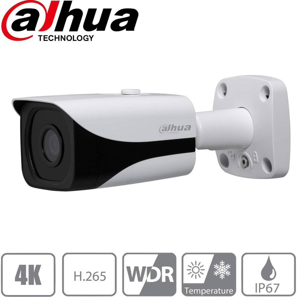 Dahua IPC-HFW4831E-SE Security Camera: 8MP Fixed Bullet