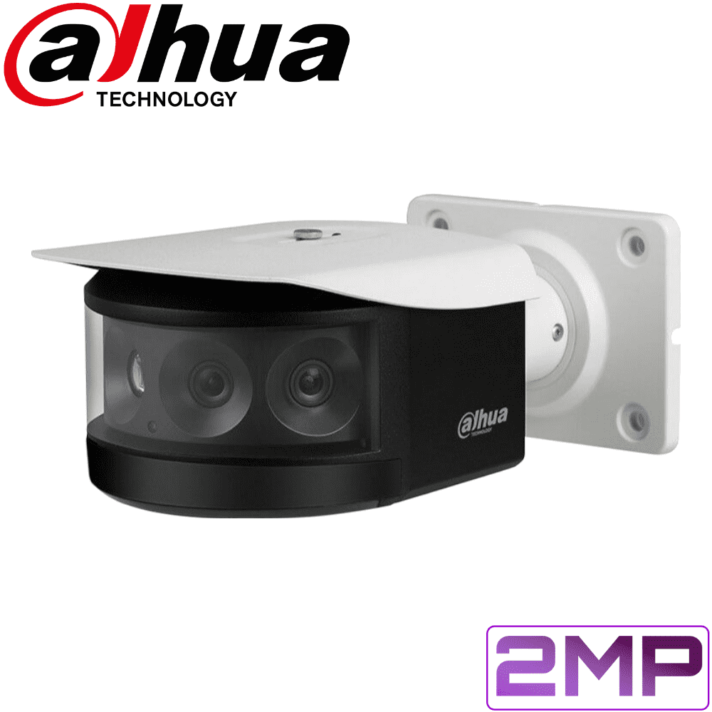 Dahua IPC-PFW8800-A180 Security Camera: 2MP Multi-Sensor (X4) 180° Panoramic