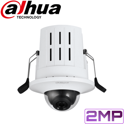 Dahua IPC-HDB4231G-AS Security Camera: 2MP Recessed Mount Dome