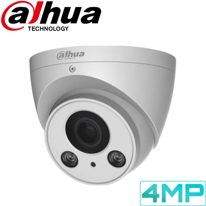 Dahua IPC-HDW2431R-ZS Security Camera: 4MP VF Eyeball, 2.7-13.5mm, 50m IR