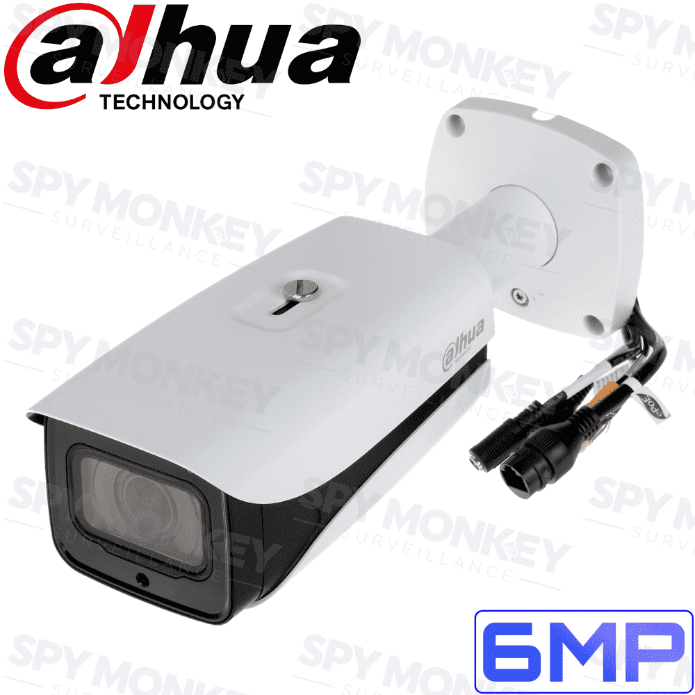 Dahua IPC-HFW5631E-ZE Security Camera: 6MP VF Bullet, 2.7-13.5mm