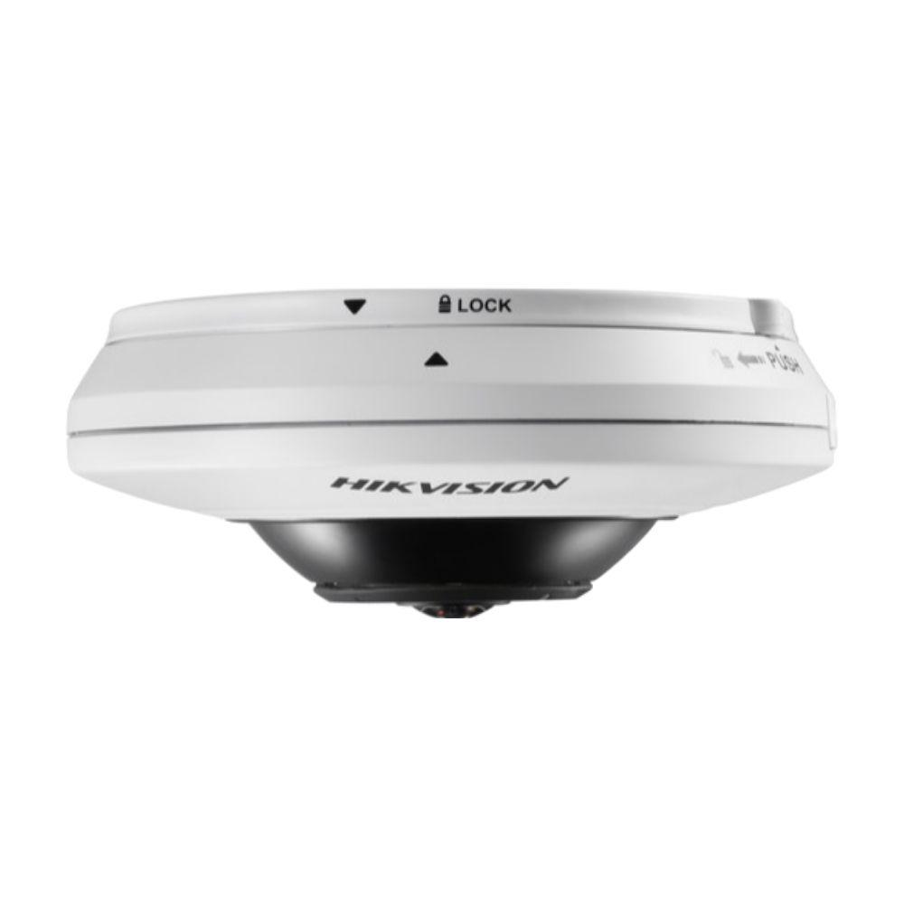 HIKVISION DS-2CD2955FWD-I Security Camera: 5MP 180° Fisheye