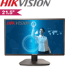 "Hikvision LED Monitor: 21.5"", Built-in Speaker"