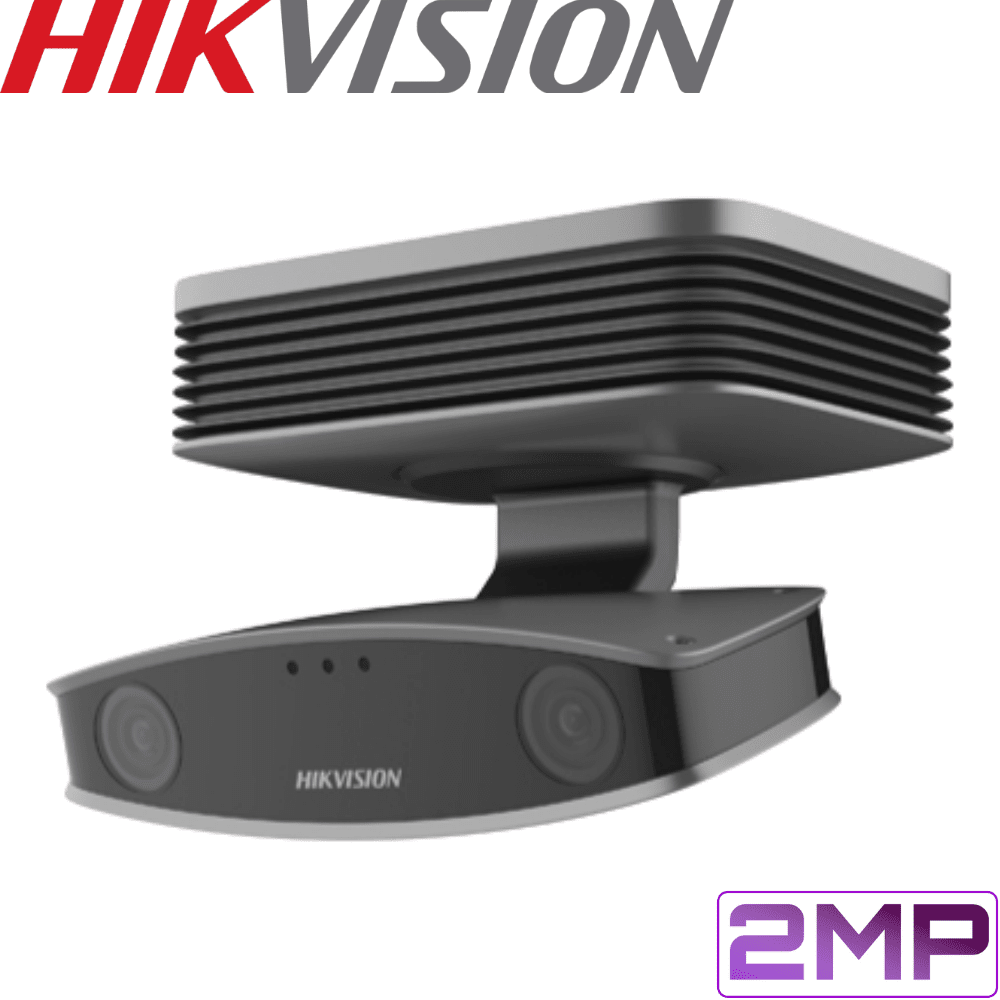 Hikvision iDS-2CD8426G0/F-I Face Recognition Camera: 2MP Dual-Lens
