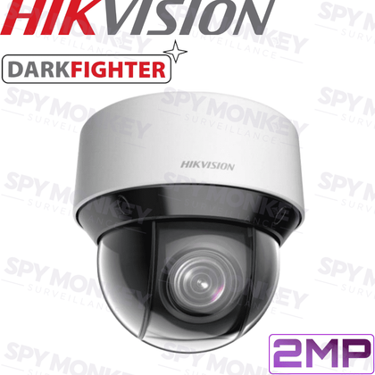 Hikvision DS-2DE4A204IW-DE Security Camera: 2MP PTZ, 4X Zoom, 50m IR