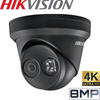 Hikvision DS-2CD2385FWD-I Security Camera: 8MP (4K) Fixed Lens Turret, IP67