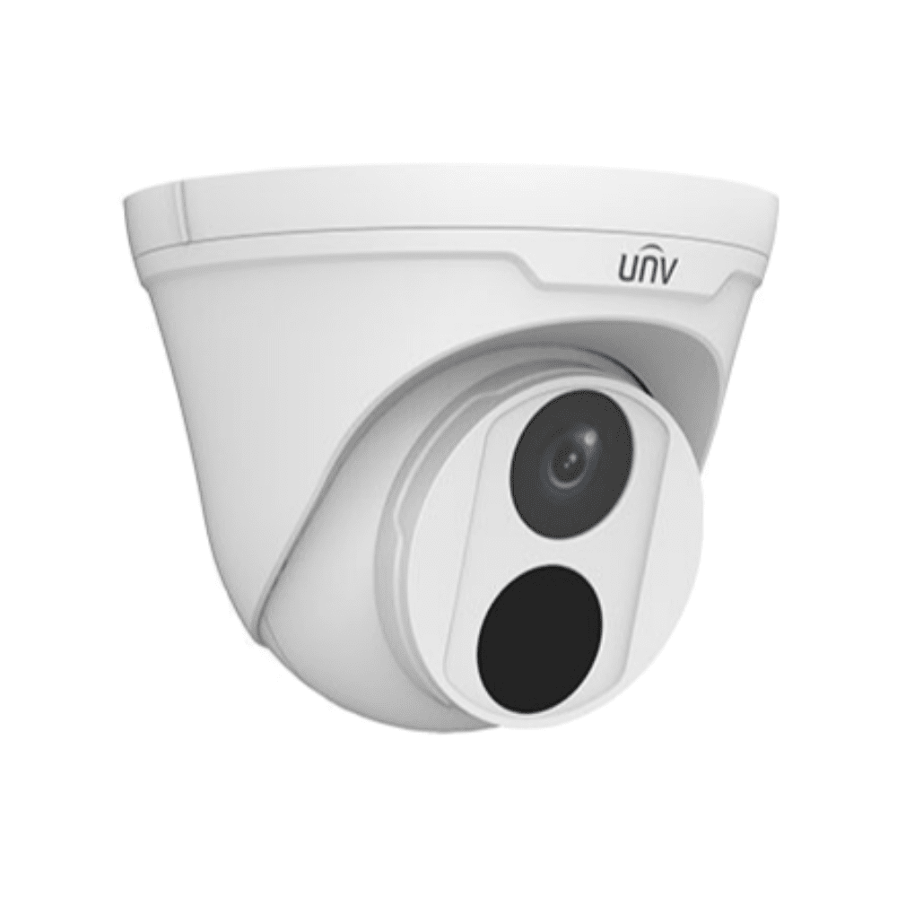 Uniview Security Camera: 5MP Turret Easy Series, IP67
