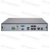 Uniview 4 Channel Network Video Recorder: 8MP (4K) Ultra HD
