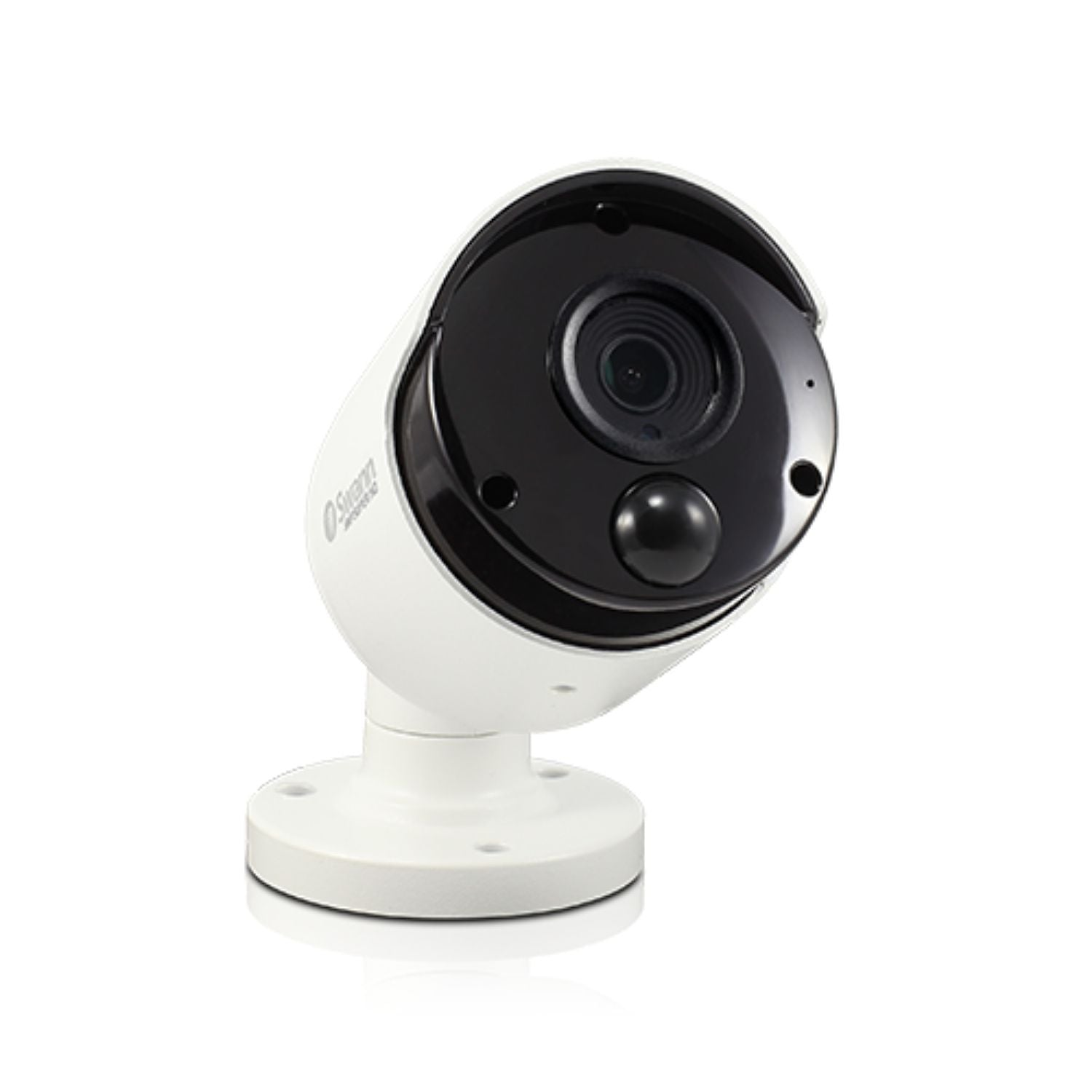 Swann 8-Channel Security System: 4K Ultra HD NVR, 4 x Bullet Camera, Thermal and Face Recognition, 2TB HDD
