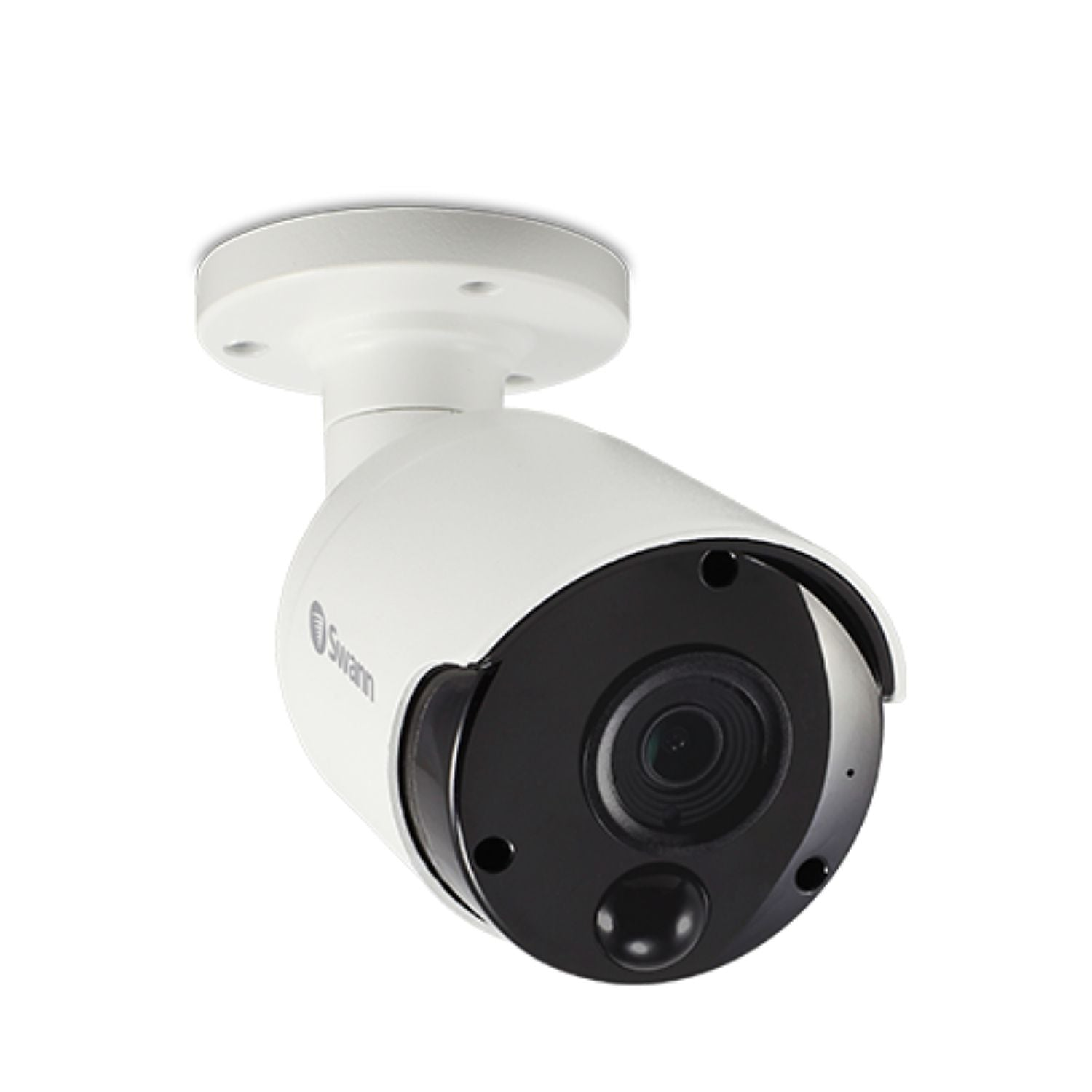Swann 16-Channel Security System: 4K Ultra HD NVR, 8 x Bullet Camera, Thermal and Face Recognition, 2TB HDD