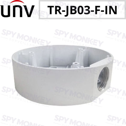 Uniview TR-JB03-F-IN Mini Fixed Dome Junction Box