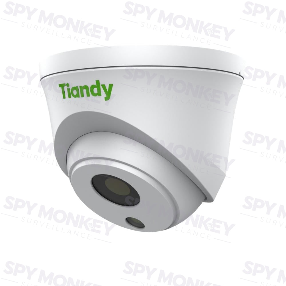 Tiandy TC-C35HS I3/E/M Security Camera: 5MP Turret, Fixed 2.8mm, Starlight
