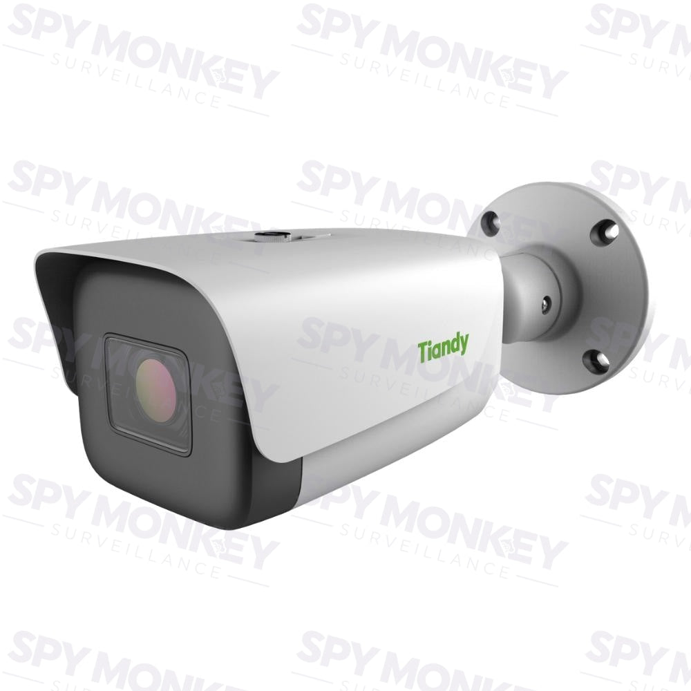 Tiandy TC-C35LP I8/A/E Security Camera, 5MP Bullet, Motorized 2.8-12mm, Super Starlight
