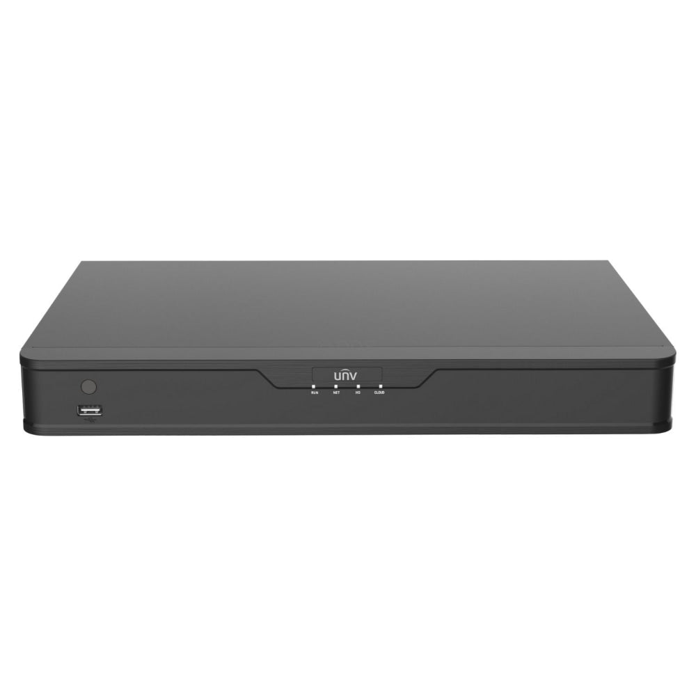 Uniview 16 Channel Network Video Recorder: 12MP Ultra HD Prime Series, 4TB HDD