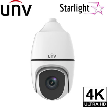 Unview IPC6858SR-X38UP-VC 8MP (4K Ultra HD) 38x PTZ Starlight Camera, 250m IR