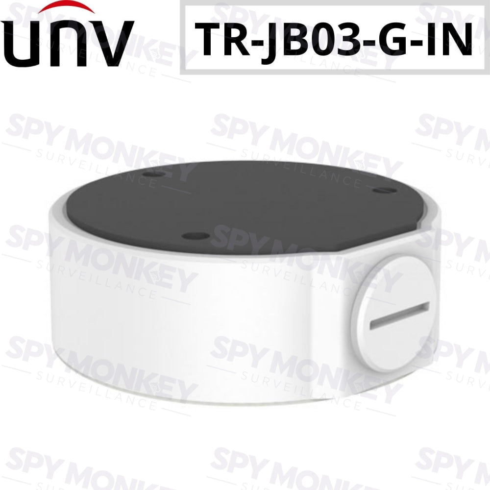 Uniview TR-JB03-G-IN Fixed Dome Junction Box