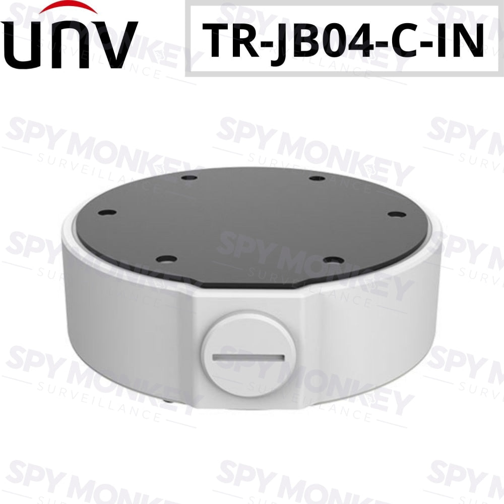 Uniview TR-JB04-C-IN Fixed Dome Junction Box