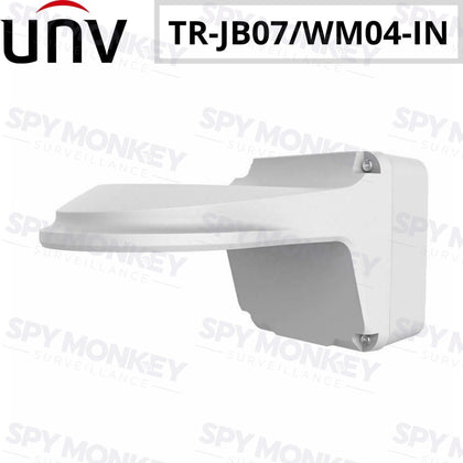 Uniview TR-JB07/WM04-IN Fixed Dome Outdoor Wall Mount + Junction Box