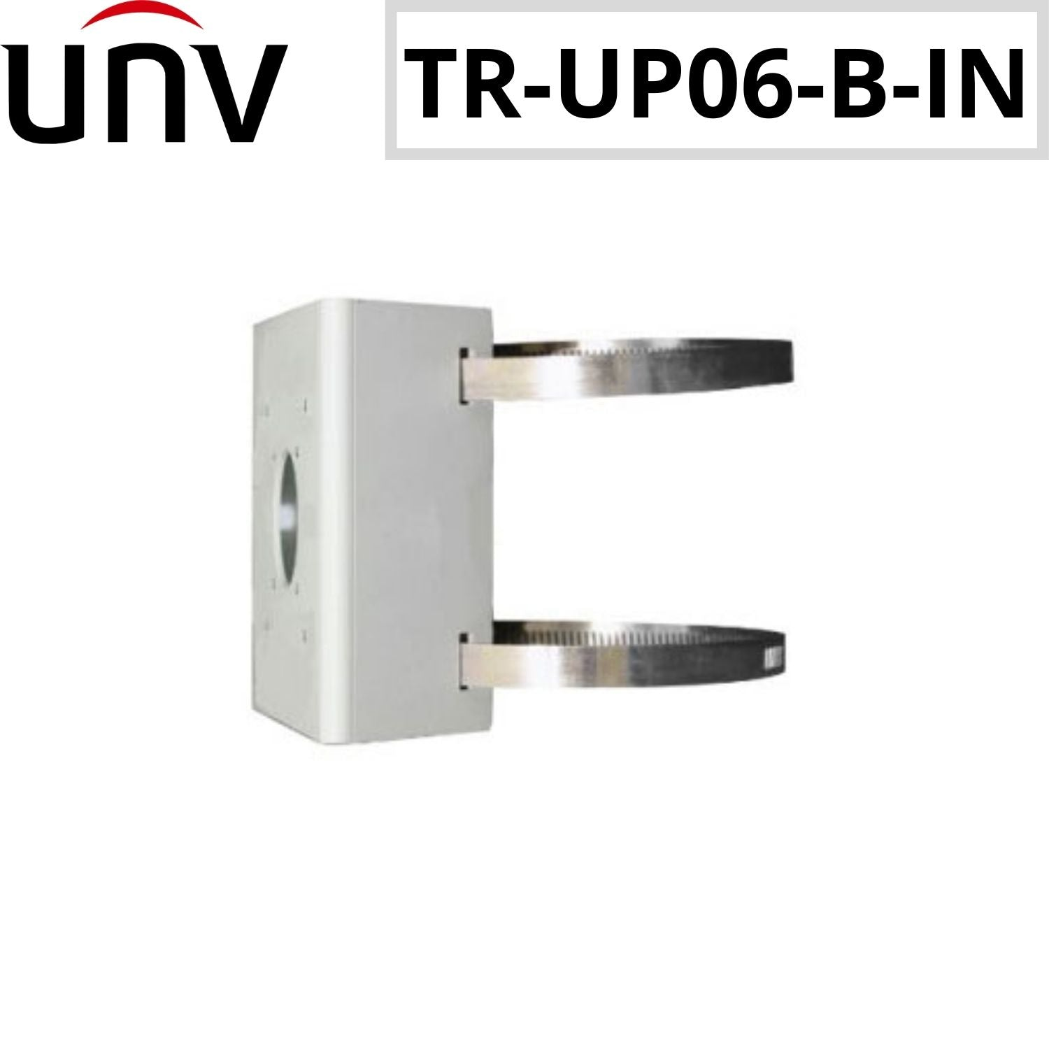 Uniview TR-UP06-B-IN Pole Mount Adapter