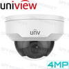 Uniview Security Camera: 4MP Dome with IK10