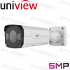 Uniview Security Camera: 5MP Starlight Motorised Varifocal Bullet 2.7-13.5mm