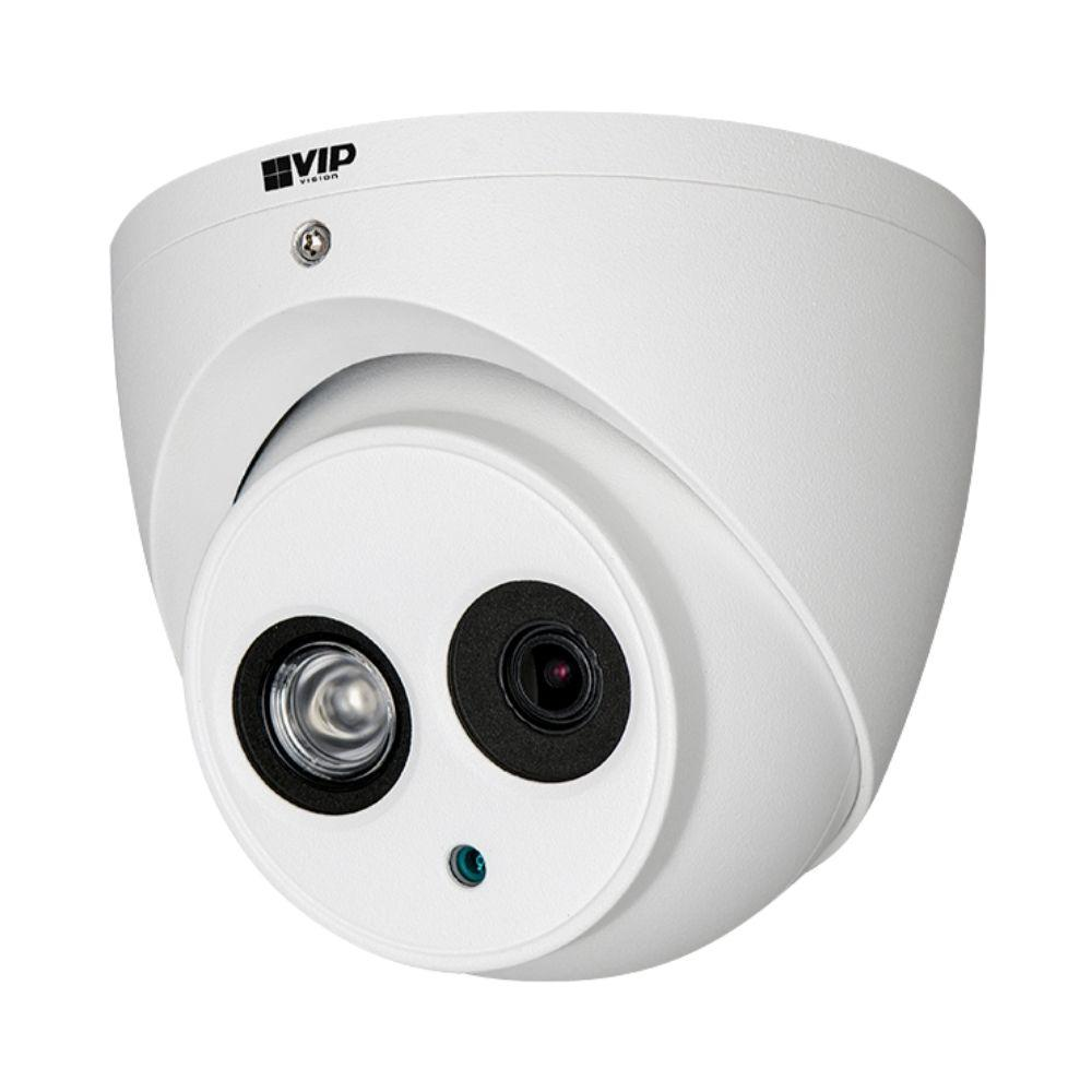 VIP Vision Pro Security Camera: 2MP Turret, 50m IR, IP67