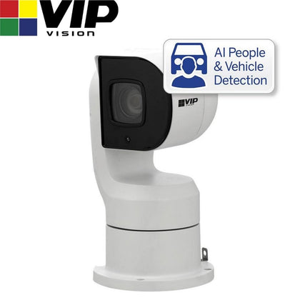 VIP Vision Security Camera: 2MP PTZ Positioning, Specialist AI Series, 4.8-120mm
