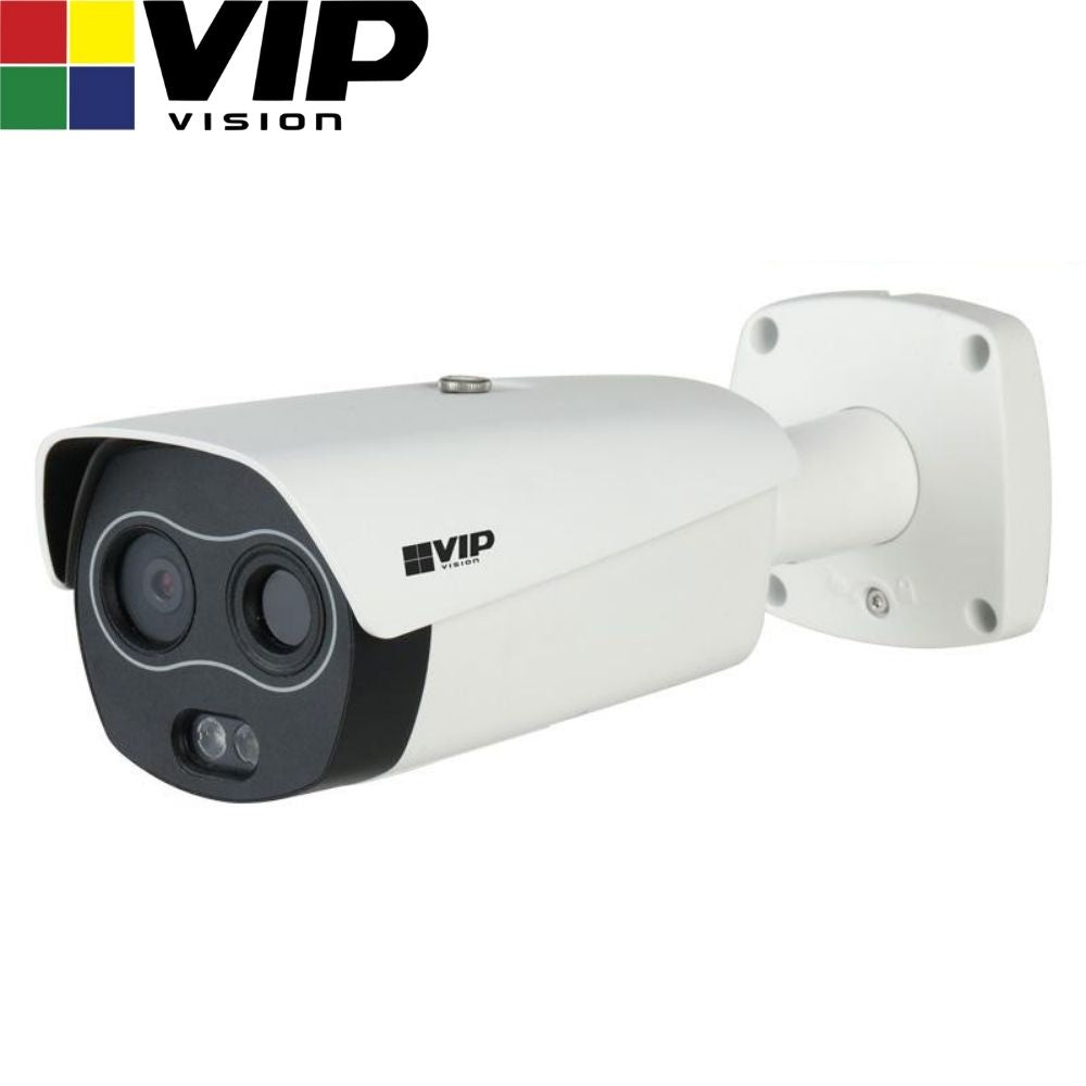 VIP Vision Security Camera: 2MP Thermal Bullet, Professional Series, 4mm