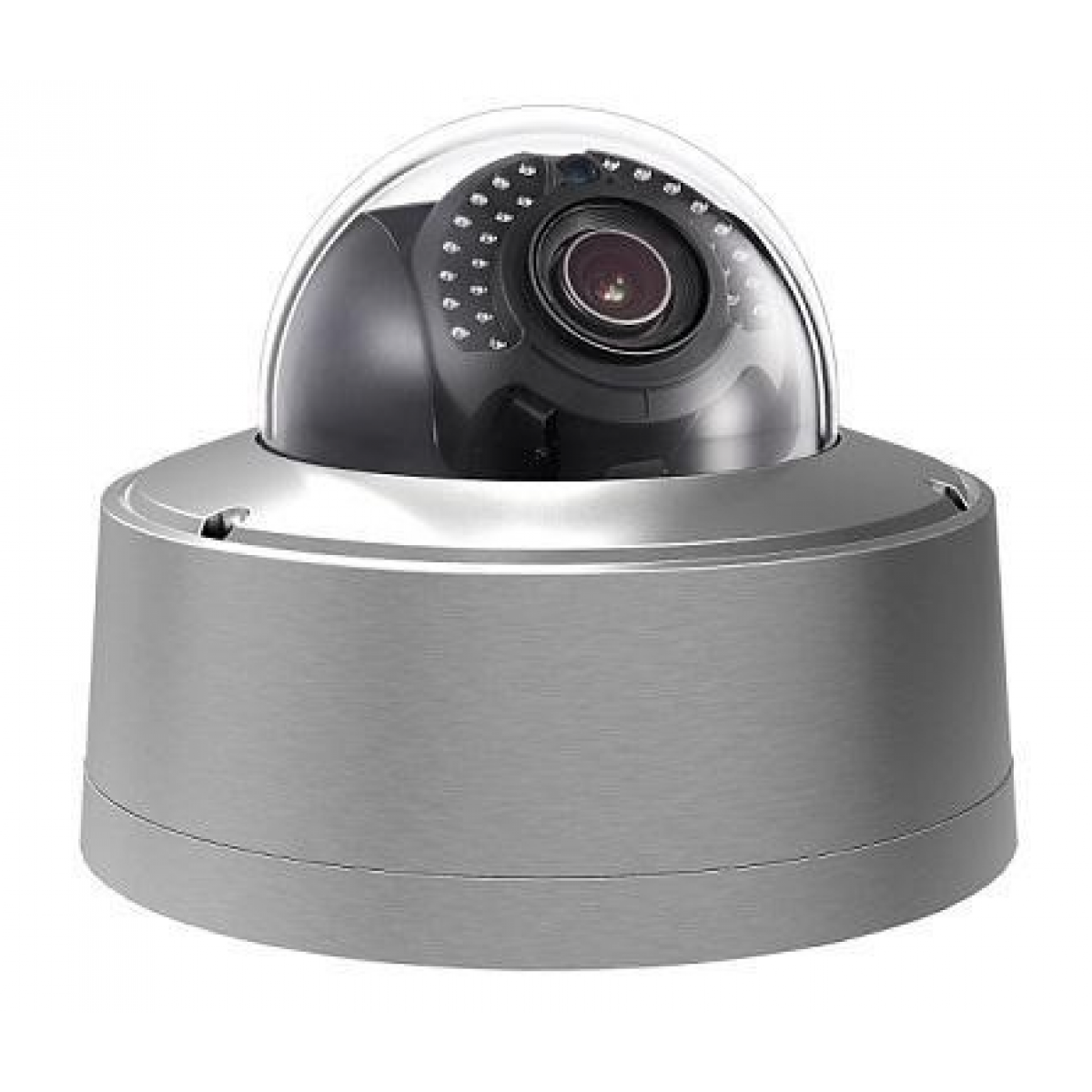 HIKVISION DS-2CD6626DS-IZHS Security Camera: 2MP ANTI-CORROSION DOME DARKFIGHTER, 2.8-12mm