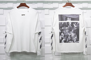 Off White Sweater White