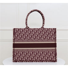 Load image into Gallery viewer, Christian Dior Tote Bag