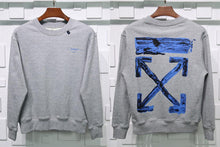 Load image into Gallery viewer, Off White Sweater Gray