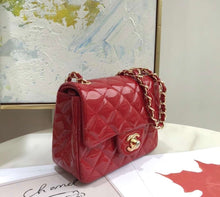 Load image into Gallery viewer, Chanel Bag Red