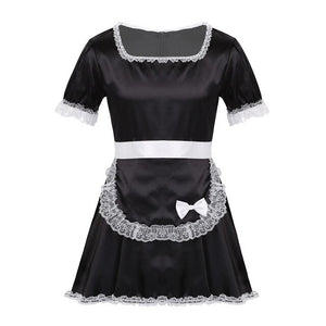 Sexy French Maids Outfit for Sissies