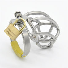 Load image into Gallery viewer, Male Chastity device Stainless Steel