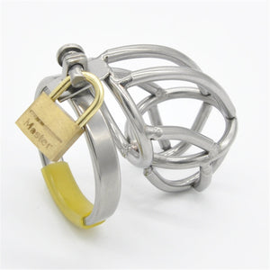 Male Chastity device Stainless Steel