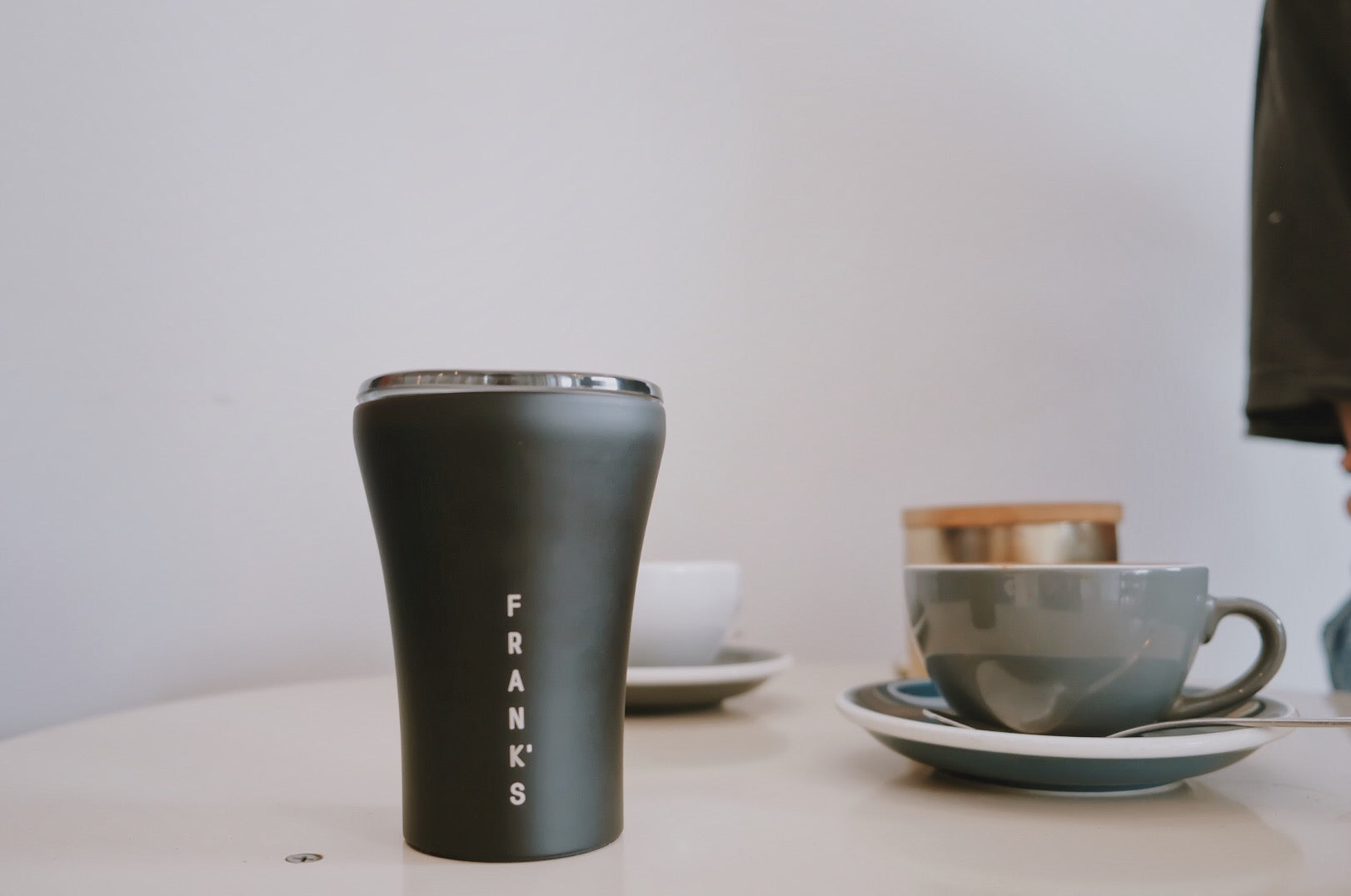 Ceramic Reusable Cup