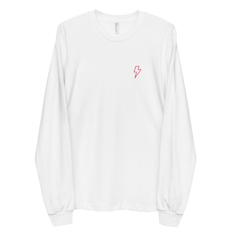 Midnight Drip Long Sleeve Shirt