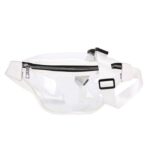 Transparent Fashion Fanny pack
