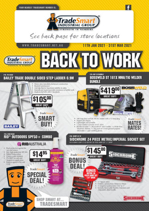Tradesmart Industrial Group January - March Catalogue