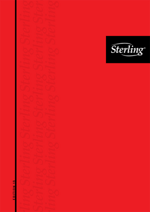 Sheffield Sterling Catalogue