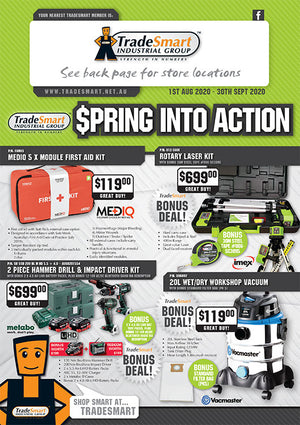 Tradesmart Industrial Group August – September Catalogue