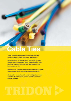 Tridon Cable Ties Catalogue