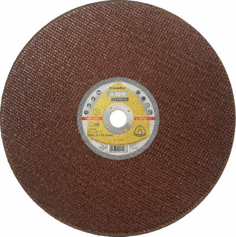 KLINGSPOR -Drop Saw Wheel - 300x2.5x25.4 - 119627