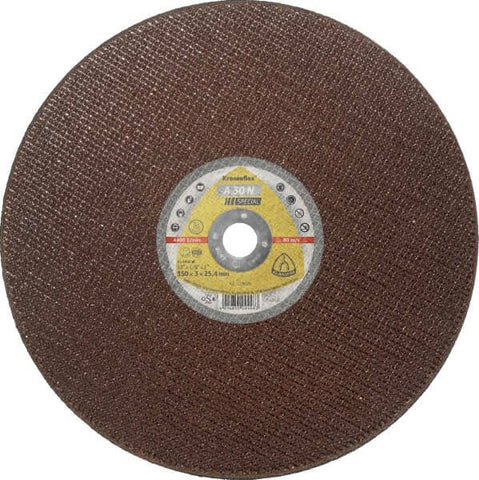 KLINGSPOR - Grinding Disc Medium - 125x6x22 - 13402