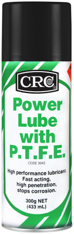 CRC Power Lube with PTFE 300gms CRC3045