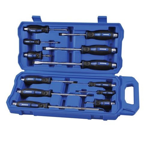 Kincrome Screw Driver Set Go Through 12 Pce 32069