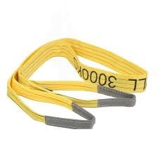 AustLift Synthetic Flat Web Sling 3T Yellow x 5.5 M -910355